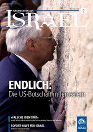 Nachrichten aus Israel – Mai 2018-thumbnail