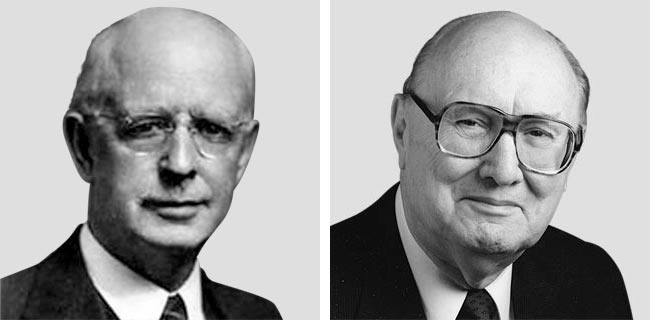 Lewis S. Chafer, John F. Walvoord